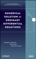 Numerical Solution of Ordinary Differential Equations av Kendall Atkinson, Weimin Han og David E. Stewart (Innbundet)