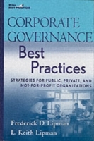 Corporate Governance Best Practices av Frederick D. Lipman og L. Keith Lipman (Innbundet)