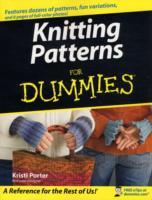 Knitting Patterns For Dummies av Kristi Porter (Heftet)
