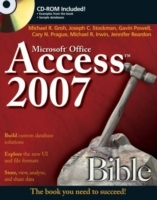 Access 2007 Bible av Michael R. Groh, Joseph C. Stockman, Gavin Powell, Cary N. Prague, Michael R. Irwin og Jennifer Reardon (Heftet)