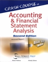 Crash Course in Accounting and Financial Statement Analysis av Matan Feldman og Arkady Libman (Heftet)