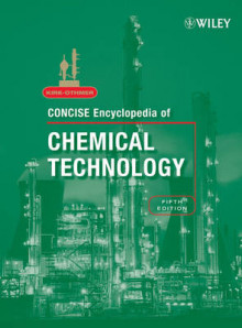 Kirk-Othmer Concise Encyclopedia of Chemical Technology av R. E. Kirk-Othmer (Innbundet)