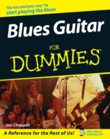 Blues Guitar For Dummies av Jon Chappell (Heftet)