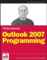 Professional Outlook 2007 Programming av Ken Slovak (Heftet)