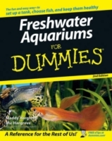Freshwater Aquariums for Dummies, 2nd Edition av Maddy Hargrove og Mic Hargrove (Heftet)