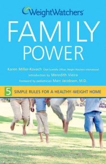 Weight Watchers Family Power av Weight Watchers og Karen Miller-Kovach (Heftet)