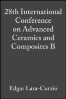 28th International Conference on Advanced Ceramics and Composites B 2004 (Heftet)