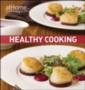 Healthy Cooking at Home with the Culinary Institute of America av Culinary,Institute,of,America,(CIA) The (Innbundet)