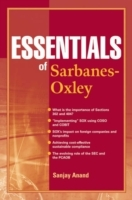 Essentials of Sarbanes-Oxley av Sanjay Anand (Heftet)