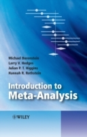 Introduction to Meta Analysis av Michael Borenstein, Larry V. Hedges, Julian P. T. Higgins og Hannah Rothstein (Innbundet)