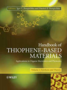 Handbook of Thiophene-based Materials (Innbundet)