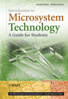 Introduction to Microsystem Technology av Gerald Gerlach og Wolfram Dotzel (Innbundet)