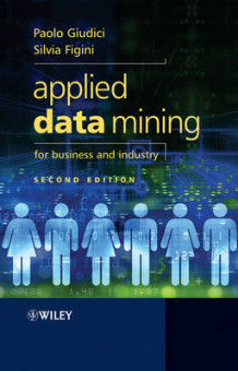 Applied Data Mining for Business and Industry av Paolo Giudici og Silvia Figini (Heftet)