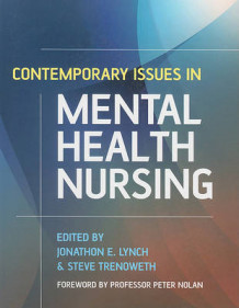 Contemporary Issues in Mental Health Nursing (Heftet)
