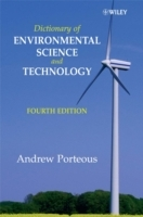Dictionary of Environmental Science and Technology av Andrew Porteous og Suresh Nesaratnum (Innbundet)