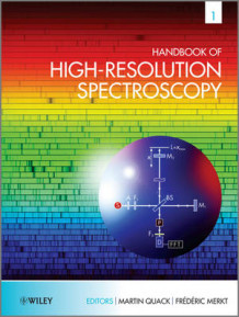 Handbook of High-Resolution Spectroscopy (Innbundet)