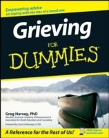 Grieving for Dummies av Greg Harvey (Heftet)