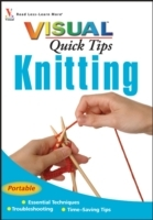 Knitting Visual Quick Tips av Sharon Turner (Heftet)