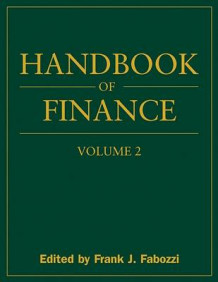 Handbook of Finance: v. 2 (Innbundet)