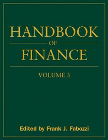 Handbook of Finance: Valuation, Financial Modeling, and Quantitative Tools v. 3 (Innbundet)