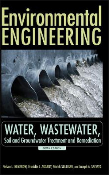 Environmental Engineering: Water, Wastewater, Soil and Groundwater Treatment and Remediation v. 1 av Nelson Leonard Nemerow, Franklin J. Agardy og Joseph A. Salvato (Innbundet)