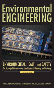 Environmental Engineering: Environmental Health and Safety for Municipal Infrastructure, Land Use and Planning, and Industry v. 3 av Nelson Leonard Nemerow, Franklin J. Agardy og Joseph A. Salvato (Innbundet)