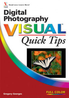 Digital Photography Visual Quick Tips av Gregory Georges (Heftet)