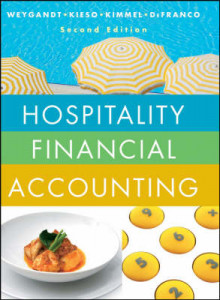 Hospitality Financial Accounting av Jerry J. Weygandt, Fred Pries, Donald E. Kieso, Paul D. Kimmel og Agnes L. DeFranco (Innbundet)