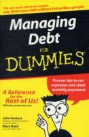 Managing Debt for Dummies av John Ventura og Mary Reed (Heftet)
