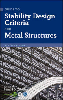 Guide to Stability Design Criteria for Metal Structures (Innbundet)