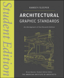 Architectural Graphic Standards av Charles George Ramsey og Harold Reeve Sleeper (Heftet)