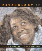 Psychology, 5th Edition av Robin M. Kowalski og Drew Westen (Innbundet)