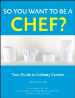 Omslag - So You Want to be a Chef?