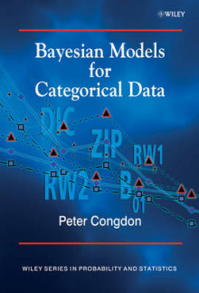 Bayesian Models for Categorical Data av Peter Congdon (Innbundet)