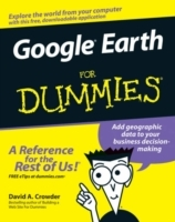 Google Earth For Dummies av David A. Crowder (Heftet)