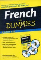 Omslag - French for Dummies, Audio Set