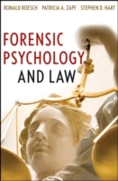 Forensic Psychology and Law av Stephen D. Hart, Ronald Roesch og Patricia A. Zapf (Innbundet)