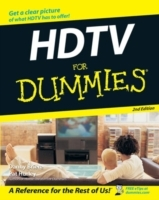 HDTV For Dummies av Danny Briere og Pat Hurley (Heftet)