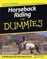 Horseback Riding For Dummies av Audrey Pavia og Shannon Sand (Heftet)