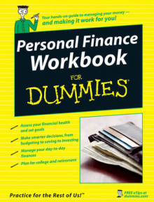 Personal Finance Workbook For Dummies av Sheryl Garrett (Heftet)