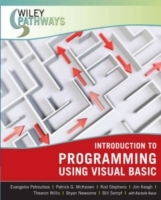 Wiley Pathways Introduction to Programming using Visual Basic av Evangelos Petroutsos, Patrick G. McKeown, Rod Stephens, Jim Keogh, Thearon Willis, Bryan Newsome, Bill Sempf og Rachelle Reese (Heftet)