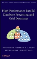 Omslag - High Performance Parallel Database Processing and Grid Databases