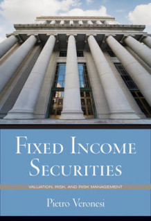 Fixed Income Securities av Pietro Veronesi (Innbundet)