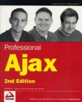 Professional Ajax, 2nd Edition av Joe Fawcett, Jeremyeak og Nicholas C. Zakas (Heftet)