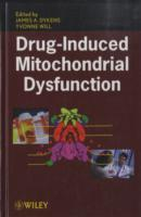 Drug-induced Mitochondrial Dysfunction (Innbundet)