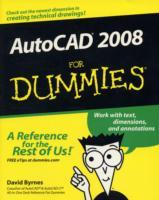 AutoCAD 2008 For Dummies av David Byrnes (Heftet)