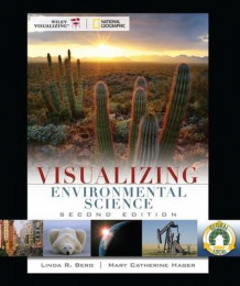 Visualizing Environmental Science av Linda R. Berg og Mary Catherine Hager (Heftet)