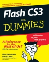 Flash CS3 For Dummies av Ellen Finkelstein og Gurdy Leete (Heftet)
