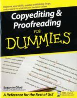 Copyediting and Proofreading For Dummies av Suzanne Gilad (Heftet)