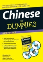 Omslag - Chinese for Dummies Audio Set
